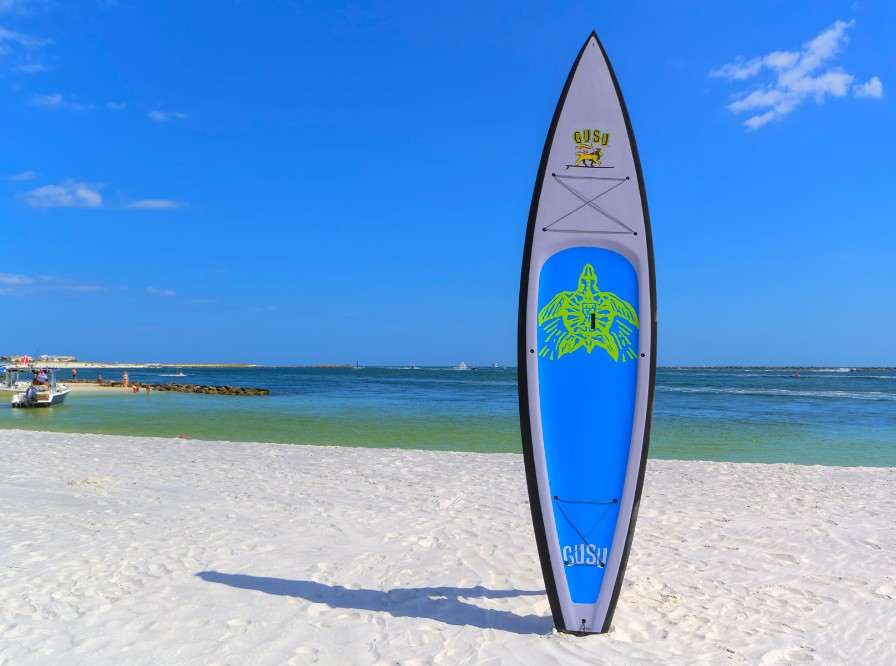 paddleboarding in destin